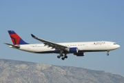 N804NW, Airbus A330-300, Delta Air Lines