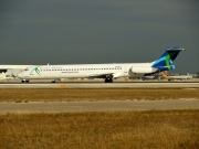N804WA, McDonnell Douglas MD-83, World Atlantic Airlines