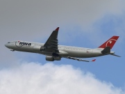 N808NW, Airbus A330-300, Northwest Airlines