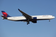 N809NW, Airbus A330-300, Delta Air Lines