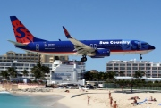 N809SY, Boeing 737-800, Sun Country Airlines