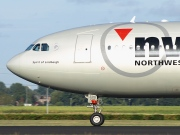 N810NW, Airbus A330-300, Northwest Airlines