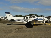 N8123S, Beechcraft G58 Baron, Private