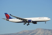 N813NW, Airbus A330-300, Delta Air Lines