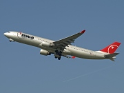 N815NW, Airbus A330-300, Northwest Airlines