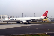 N817NW, Airbus A330-300, Northwest Airlines