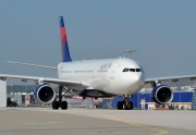 N818NW, Airbus A330-300, Delta Air Lines