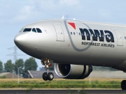 N820NW, Airbus A330-300, Northwest Airlines