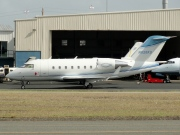 N828KD, Bombardier Challenger 600-CL-604, Private