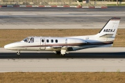 N82AJ, Cessna 501-Citation ISP, Private