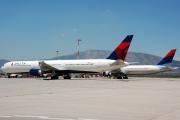 N835MH, Boeing 767-400ER, Delta Air Lines