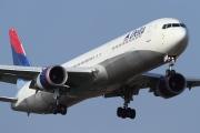 N841MH, Boeing 767-400ER, Delta Air Lines