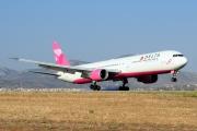 N845MH, Boeing 767-400ER, Delta Air Lines