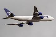 N851GT, Boeing 747-8F(SCD), Panalpina