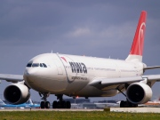 N852NW, Airbus A330-200, Northwest Airlines