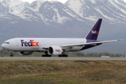 N854FD, Boeing 777F, Federal Express (FedEx)