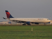 N855NW, Airbus A330-200, Delta Air Lines