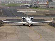N860AA, Gulfstream G550, Private