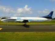 N861BC, Fairchild Metro III, IBC Airways