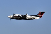 N871EU, Beechcraft 350 Super King Air, Private