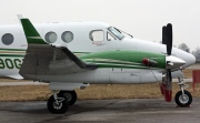 N890GT, Beechcraft C90 GTi King Air, Private