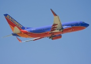N904WN, Boeing 737-700, Southwest Airlines