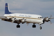 N9056R, Douglas DC-6-A, Everts Air Cargo