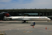 N929DL, McDonnell Douglas MD-88, Delta Air Lines