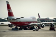 N93104, Boeing 747-100, TWA - Trans World Airlines