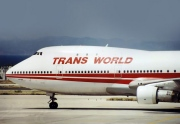 N93119, Boeing 747-100, TWA - Trans World Airlines