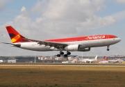 N969AV, Airbus A330-200, Avianca