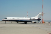 N97DQ, Bombardier Global Express, Private