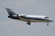 N999PX, Bombardier Challenger 600-CL-601, Private