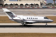 OD-EAS, Hawker 800XP, Private