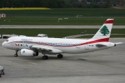 OD-MRL, Airbus A320-200, Middle East Airlines (MEA)