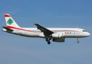 OD-MRR, Airbus A320-200, Middle East Airlines (MEA)