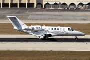 OE-FKO, Cessna 525A Citation CJ2, Titanen Air