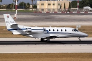 OE-GES, Cessna 560-Citation XLS, Private