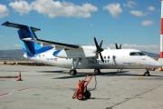 OE-HWG, De Havilland Canada DHC-8-100 Dash 8, Austrojet