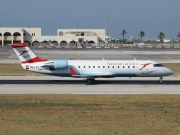 OE-LCJ, Bombardier CRJ-200LR, Austrian Arrows (Tyrolean Airways)
