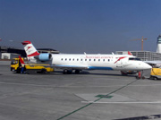 OE-LCM, Bombardier CRJ-200LR, Austrian Arrows (Tyrolean Airways)