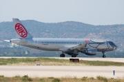 OE-LEG, Airbus A320-200, Niki