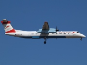OE-LGM, De Havilland Canada DHC-8-400Q Dash 8, Austrian Arrows (Tyrolean Airways)