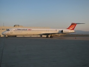 OE-LMH, McDonnell Douglas MD-83, Meelad Air