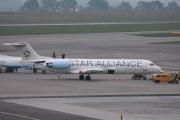 OE-LVG, Fokker F100, Austrian Arrows