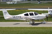OE-WWW, Cirrus SR22-GTS G3, Private
