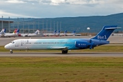 OH-BLH, Boeing 717-200, Blue1