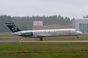 OH-BLN, Boeing 717-200, Blue1