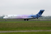 OH-BLQ, Boeing 717-200, Blue1