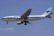 OH-LAB, Airbus A300B4-200F, Finnair